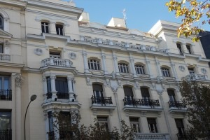 rehabilitación fachadas Madrid