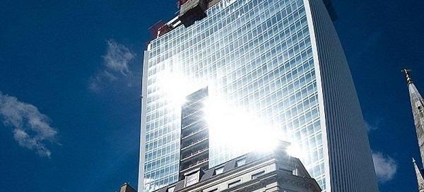 edificios de las grandes estrellas arquitectónicas