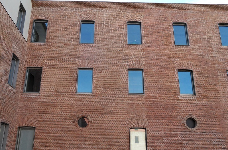 Rehabilitación fachadas Cuartel del Conde Duque