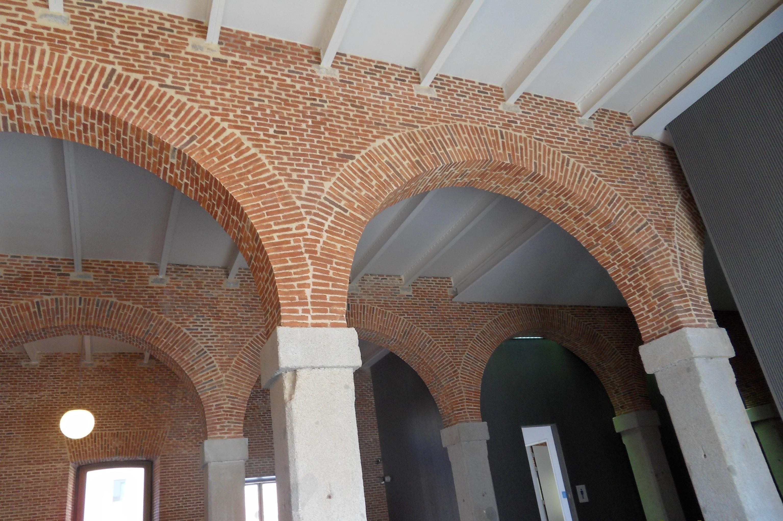 Arcos de ladrillo rustico arcos ladrillos rsticos with - Arcos de ladrillo rustico ...