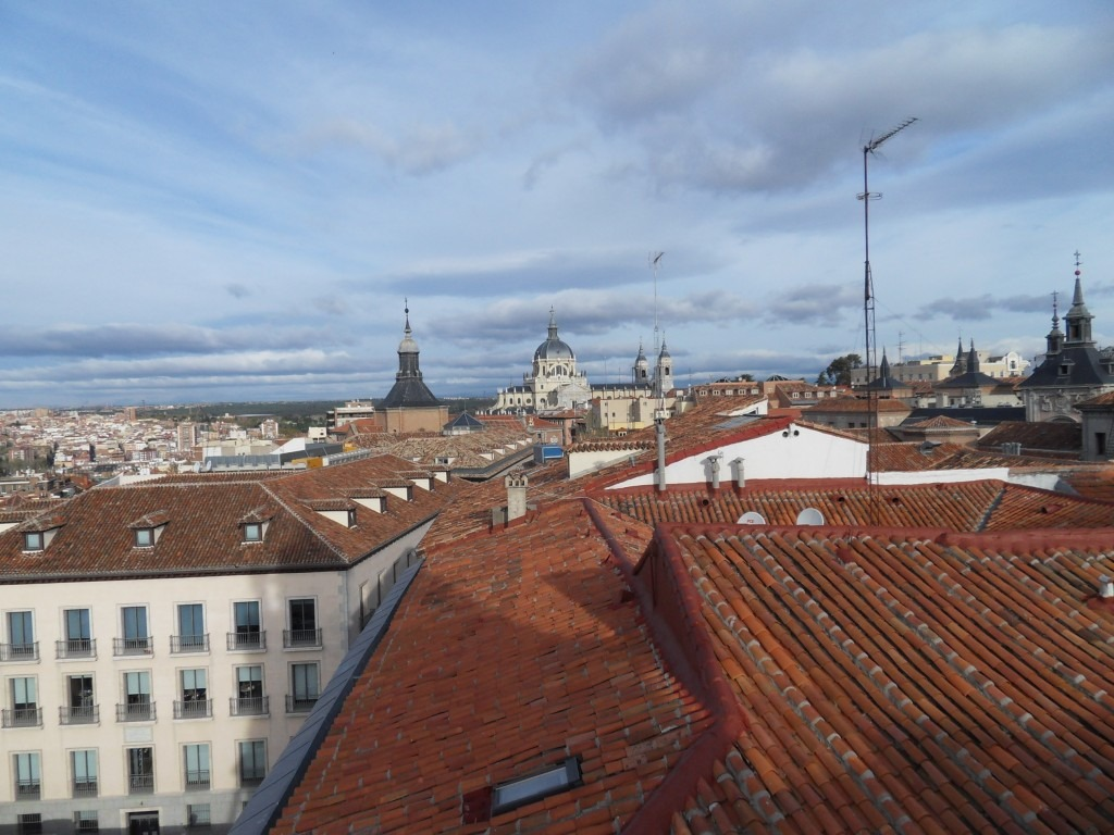 rehabilitación edificios antiguos Madrid