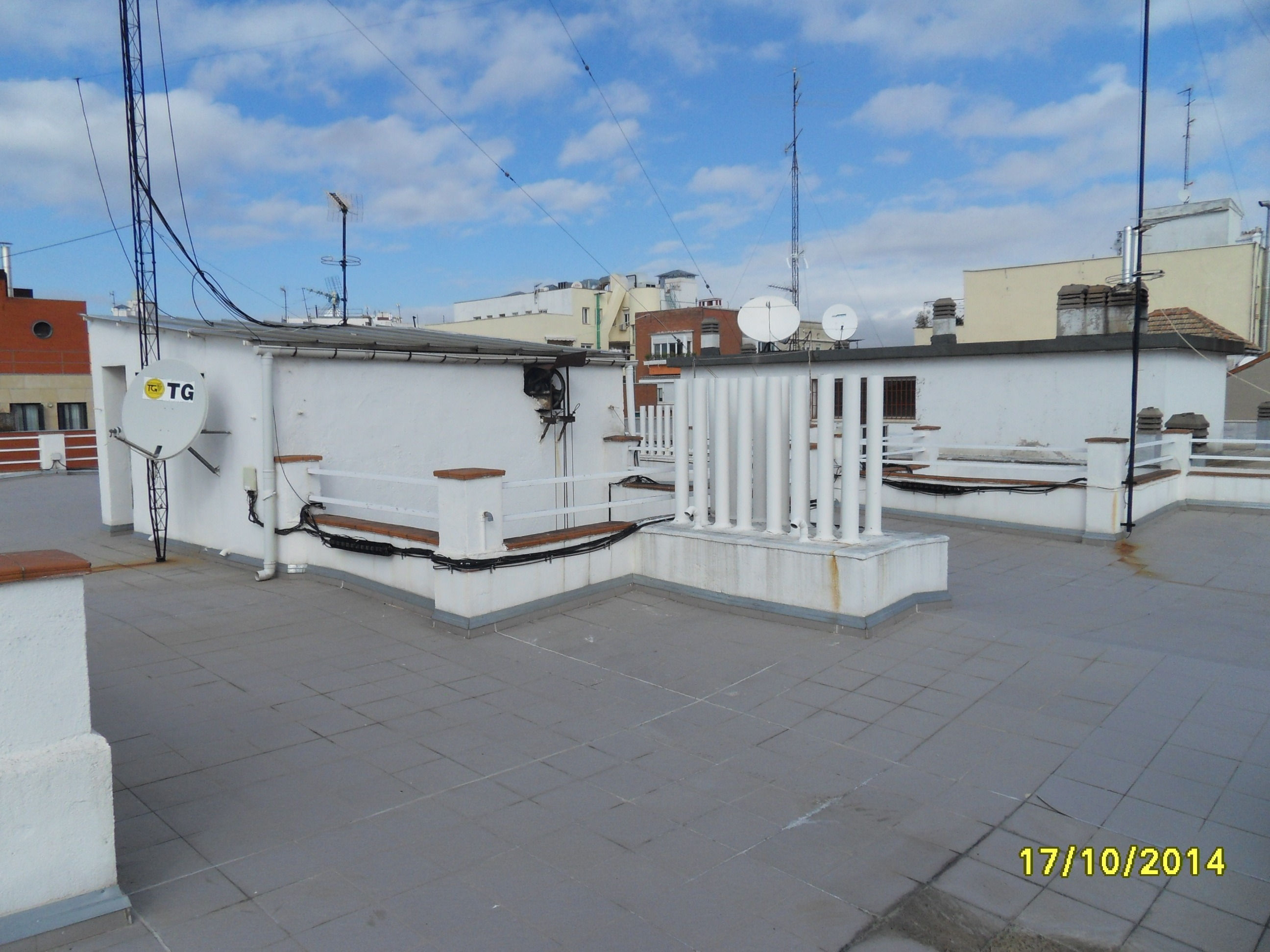 Rehabilitaci n de edificios en madrid archives for Azoteas madrid