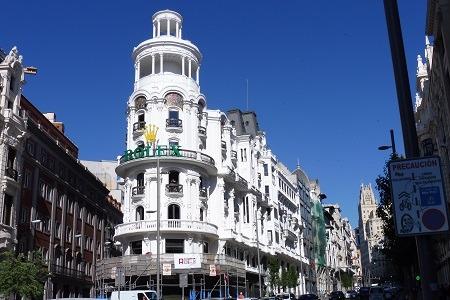 REHABILITACIÓN DE EDIFICIO CALLE GRAN VÍA MADRID