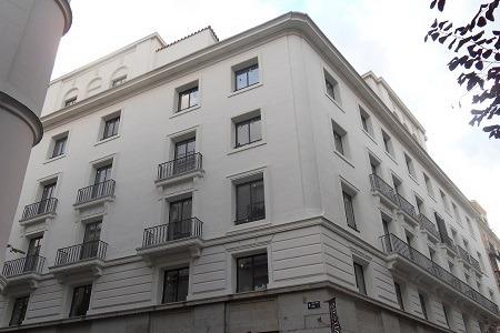 rehabilitación fachadas madrid portada