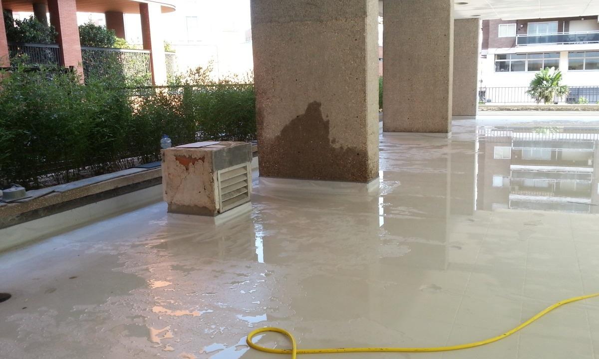 reparación de humedades en Madrid
