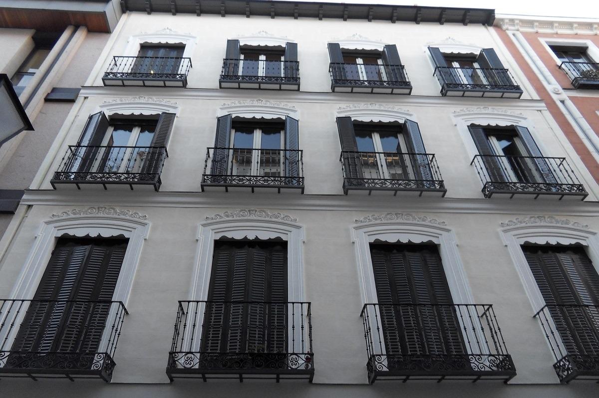 REHABILITACIÓN DE FACHADA MADRID