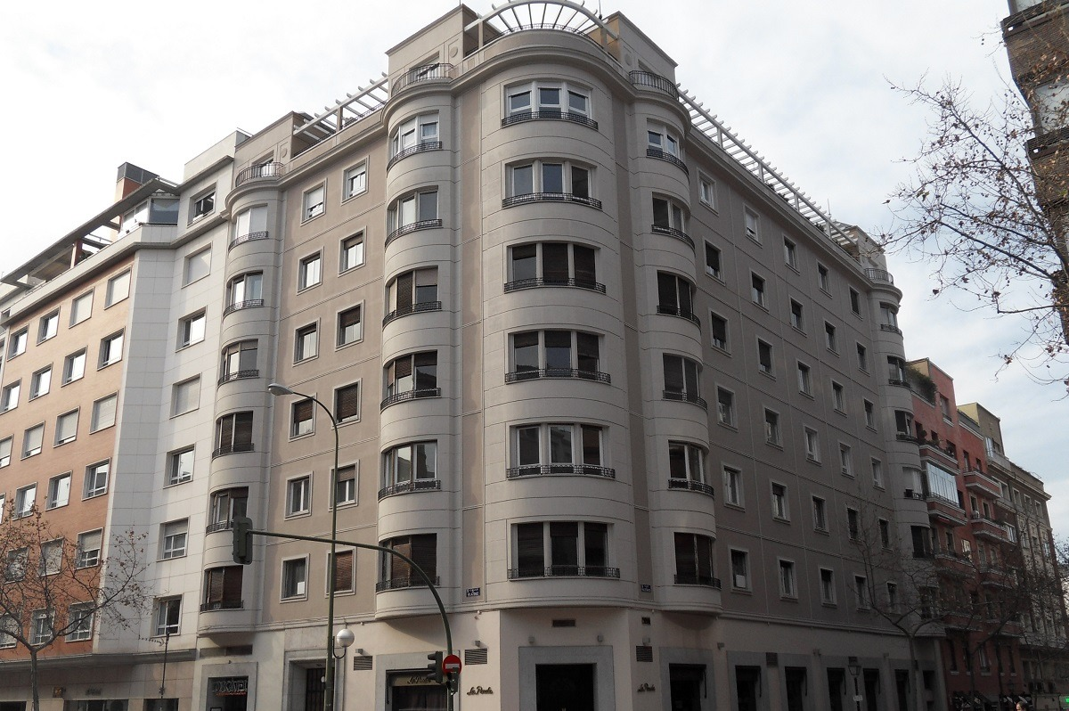 Rehabilitación edificios de viviendas