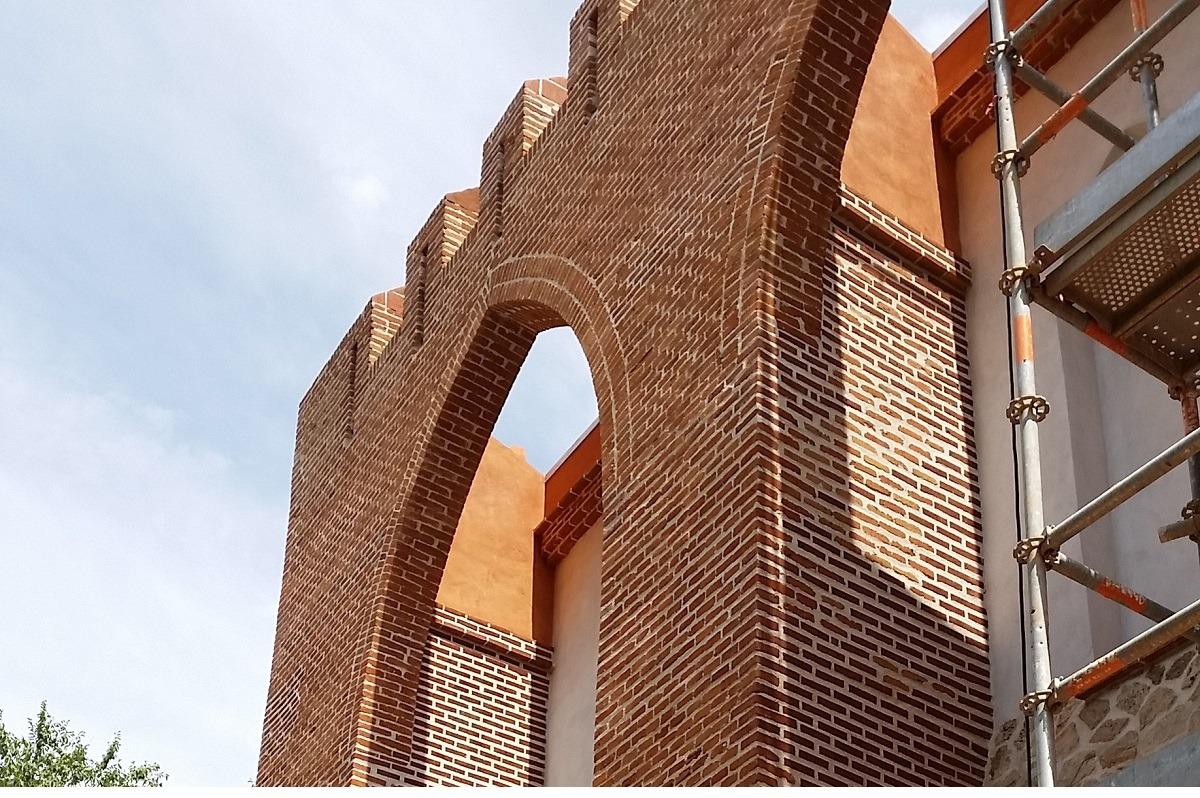 Rehabilitación fachada Guadalajara
