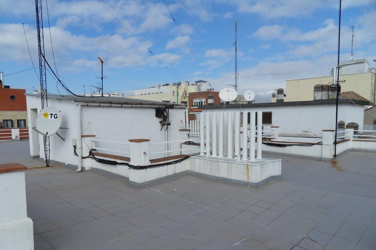 Reparaciones de cubiertas en Madrid