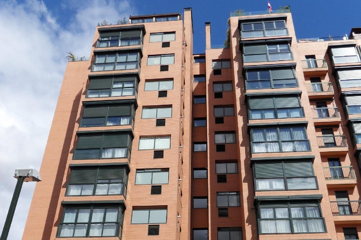 Reparaciones edificio de viviviendas en Madrid