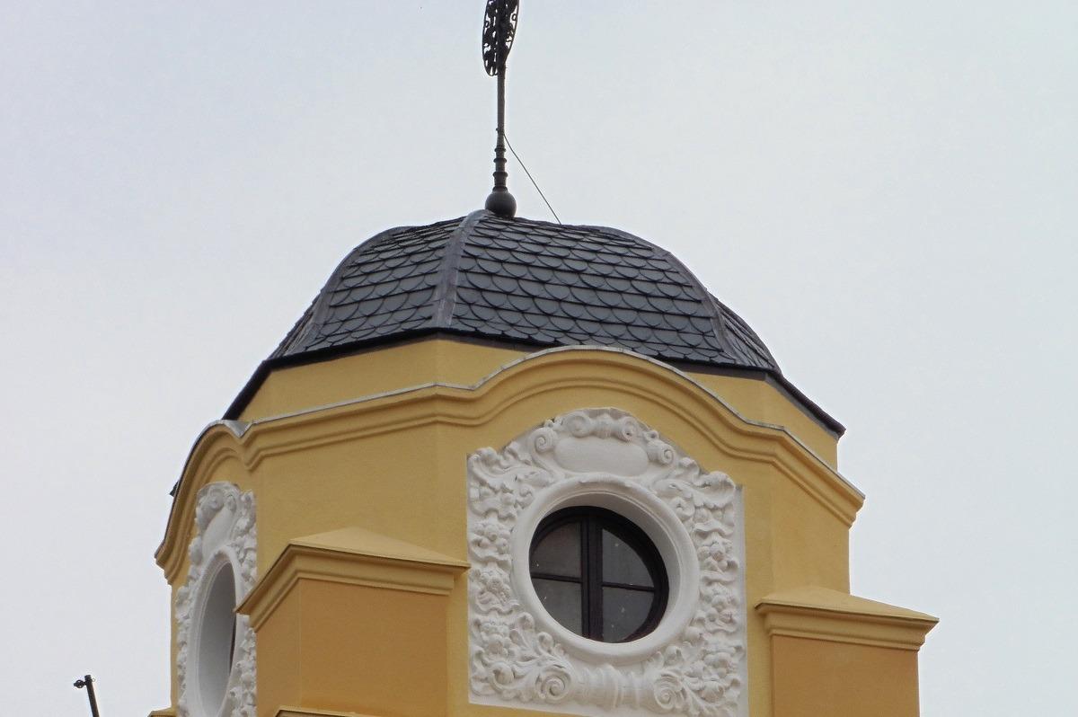 Restauración fachadas colegio Buen Consejo