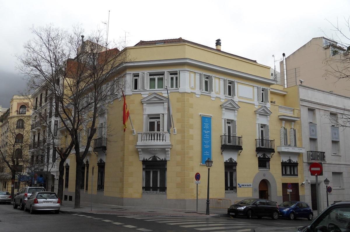 Rehabilitación Casa de Galicia