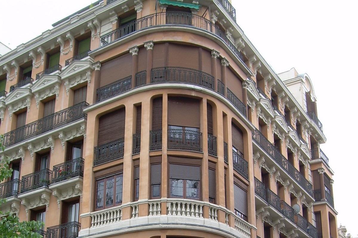 Rehabilitación Edificio de viviendas Arrieta 14 1
