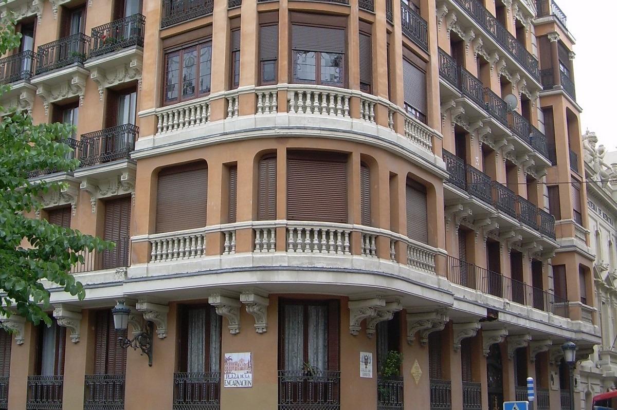 Rehabilitación Edificio de viviendas Arrieta 14 2