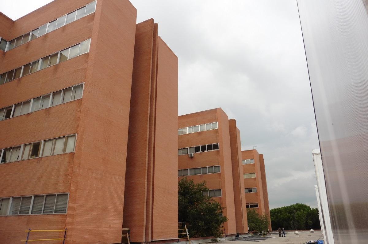 Rehabilitación Facultad de Derecho de Madrid