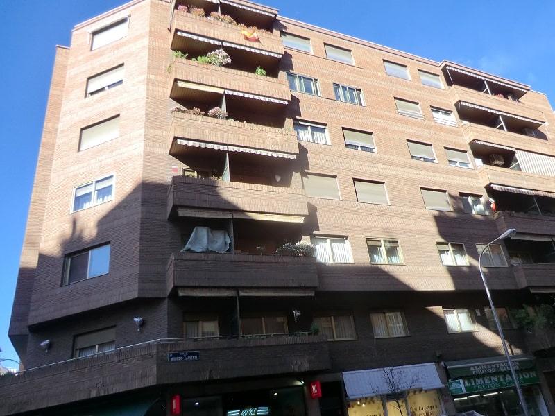 Reparación fachadas de ladrillo Madrid