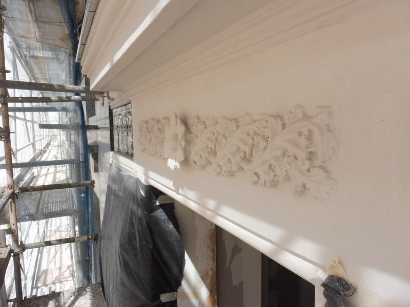 Rehabilitación fachadas calle Alcalá