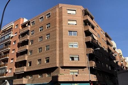 reparación fachadas ladrillo Madrid