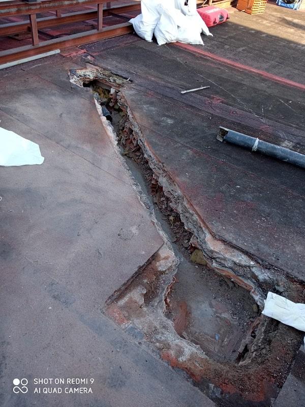 Impermeabilización cubiertas Madrid