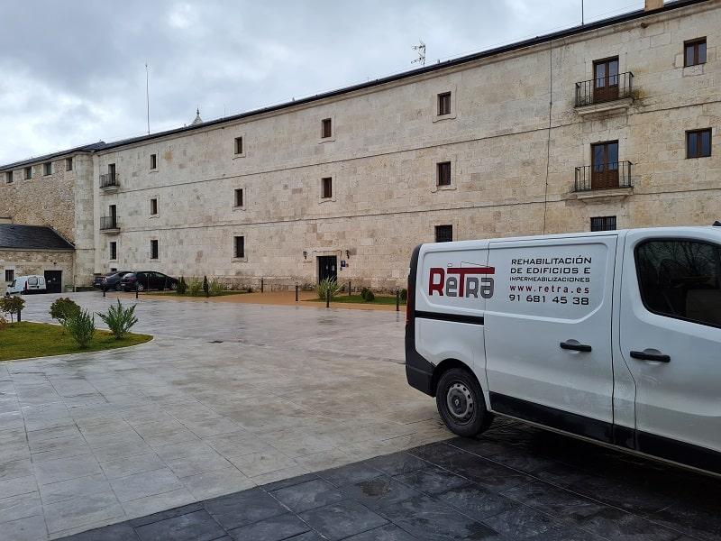 Rehabilitación Monasterío de la Vid