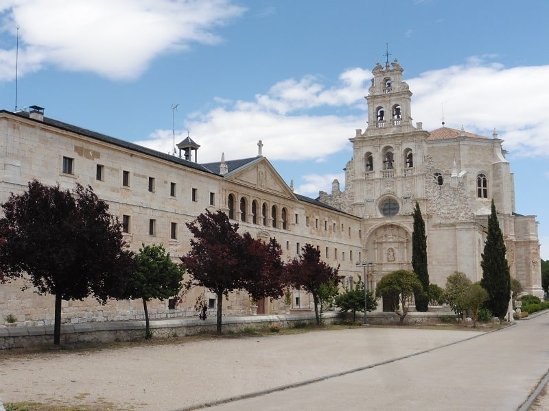 rehabilitación monasterio de la Vid