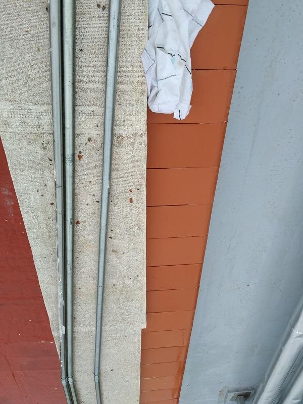 Impermeabilización de cubiertas Madrid Mutua Madrileña