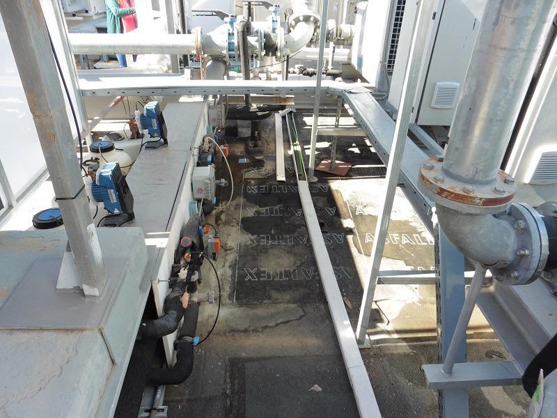 impermeabilización de cubiertas Madrid