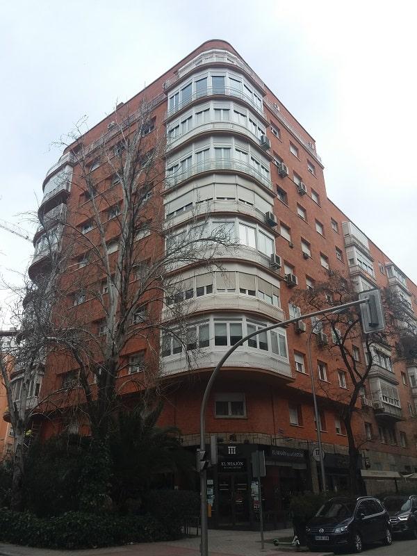Rehabilitación fachadas de ladrillo Madrid