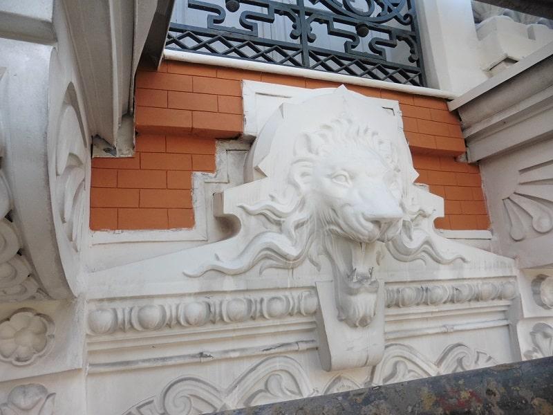 rehabilitación fachadas edificio plaza de España