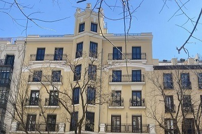 reparaciones de fachadas Madrid