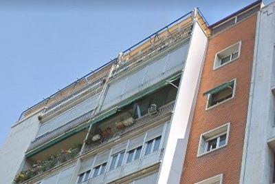 saneamiento de fachadas Madrid